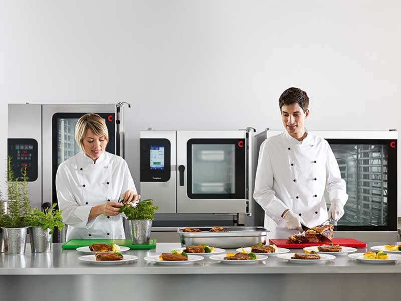 Convotherm combi ovens Masterclass
